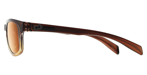 Native - Highline Stout Fade Sunglasses,  Brown Lenses