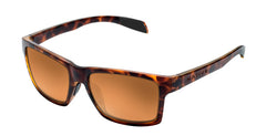 Native - Flatirons Desert Tortoise Sunglasses, Bronze Reflex Lenses