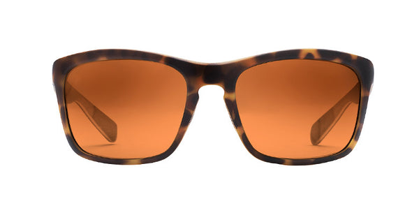 Native - Penrose Desert Tort Sunglasses, Bronze Reflex Lenses