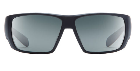 Native - Sightcaster Matte Black Sunglasses, Gray N3 Lenses