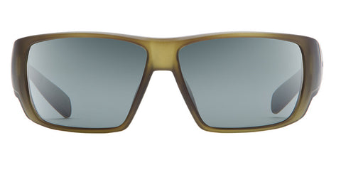 Native - Sightcaster Matte Moss Crystal Sunglasses, Gray N3 Lenses