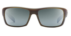 Native - Eddyline Wood / Matte Black Sunglasses, Silver Reflex Lenses