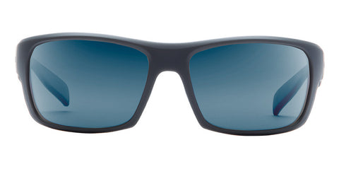 Native Eddyline Granite / Matte Black Sunglasses, Blue Reflex Lenses