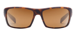 Native - Eddyline Desert Tortoise / Matte Gray Sunglasses, Brown N3 Lenses