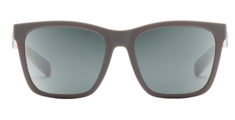 Native - Braiden Matte Gray Sunglasses, Gray Lenses
