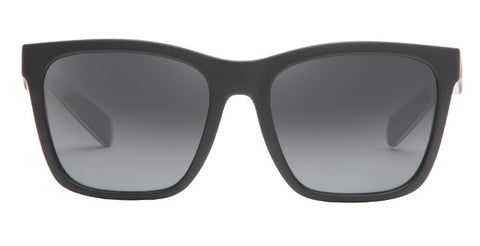 Native - Braiden Matte Black Sunglasses, Gray Lenses