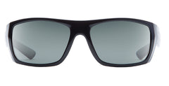 Native - Distiller Gloss Black Sunglasses, Gray N3 Lenses
