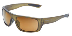 Native - Distiller Matte Moss Sunglasses, Bronze Reflex Lenses