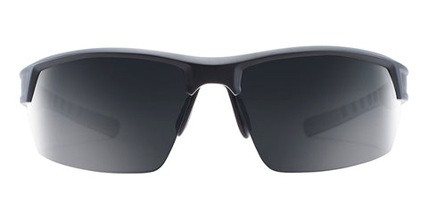 Native - Catamount Matte Black + Crystal Sunglasses / Gray Lenses