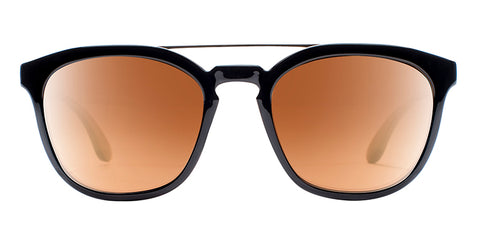 Native - Sixty-Six Gloss Black Sunglasses / Bronze Lenses