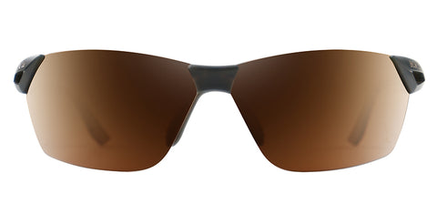 Native - Vigor Matte Moss Sunglasses / Brown Lenses