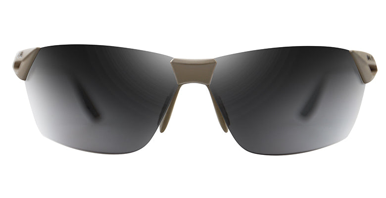 Native - Vigor Desert Tan Sunglasses / Gray Lenses