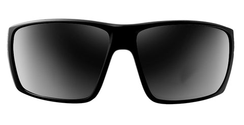 Native - Griz Matte Black Sunglasses / Gray Lenses