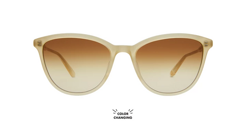 Garrett Leight - Magician 52mm Alchemist Sunglasses / SF Yellow Brown Gradient Lenses