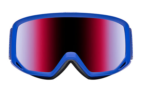 Native - Coldfront Admiral Snow Goggles / Blue Mirror Lenses
