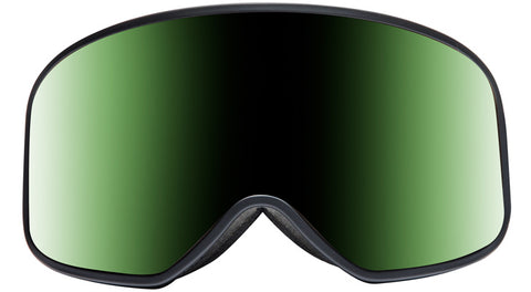 Native - Tenmile Sheepshead Snow Goggles / Green Mirror Lenses