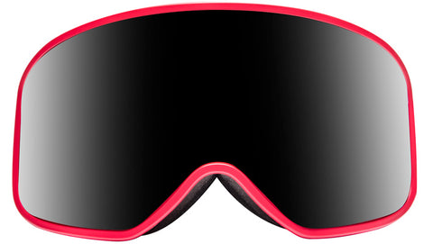 Native - Dropzone Sierra Snow Goggles / Silver Mirror Lenses