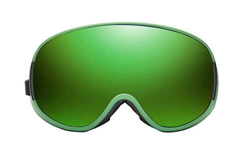 Native - Dropzone Sweet Grass Snow Goggles / Green Mirror Lenses