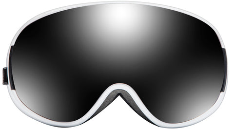 Native - Dropzone Snow Cave Snow Goggles / Dark Gray Lenses