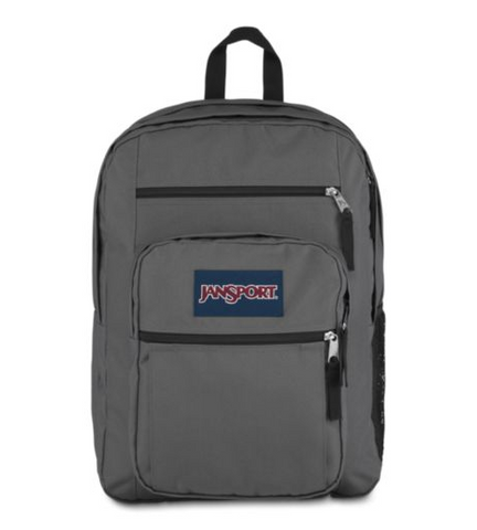 JanSport - Big Student Deep Grey Backpack