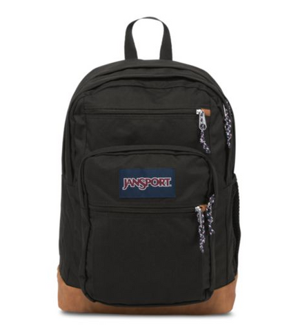 JanSport - Cool Student Black Backpack