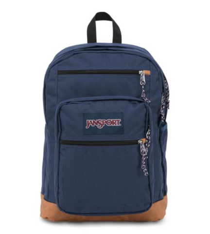 JanSport - Cool Student Navy Backpack