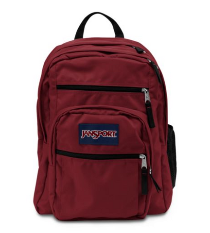 JanSport - Big Student Viking Red Backpack