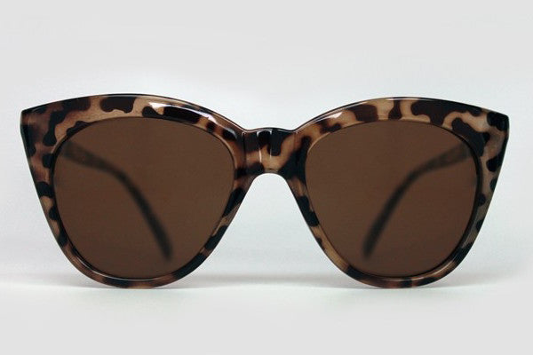 Quay Isabell Tortoise Sunglasses