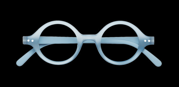 Izipizi - #J Cold Blue Reader Eyeglasses / +1.00 Lenses