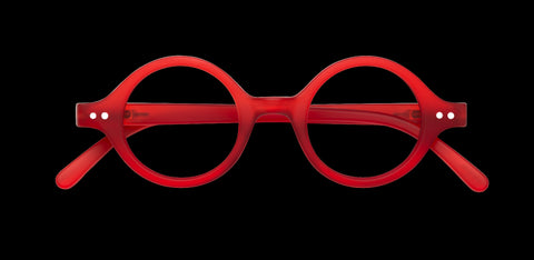 Izipizi - #J Red Reader Eyeglasses / +1.00 Lenses
