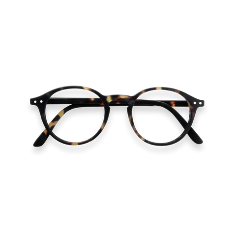 Izipizi - #D Tortoise Junior Eyeglasses / Screen Blue Light Clear Lenses