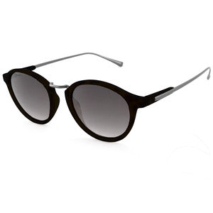 Peppers - Snazzy Black Sunglasses / Smoke Polarized Lenses