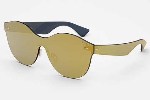 Super - Tuttolente Mona Gold Sunglasses