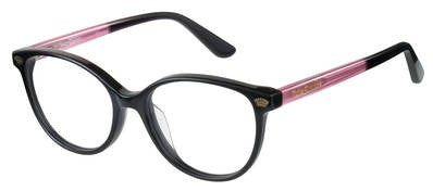 Juicy Couture - Ju 932 Black Pink Eyeglasses / Demo Lenses