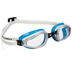 MP Michael Phelps - K180 Clear Lens White / Baia Swim Goggles
