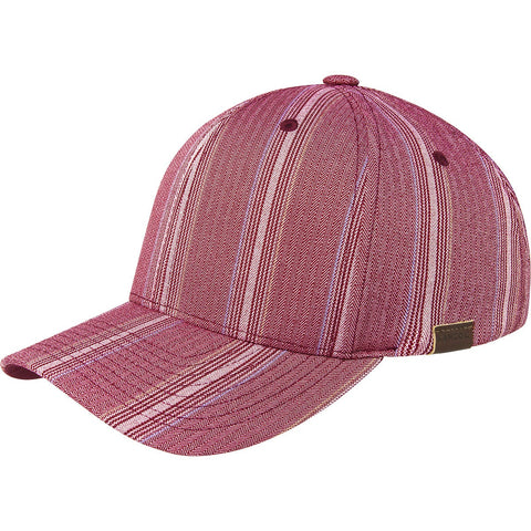 Kangol - Pattern Flexfit Baseball Variegated Stripe Red Cap