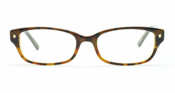 Kate Spade - Lucyann Us 49mm Tortoise Gold Eyeglasses / Demo Lenses