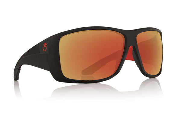 Dragon - Kit Jet Red / Red Ion Performance Polar Sunglasses