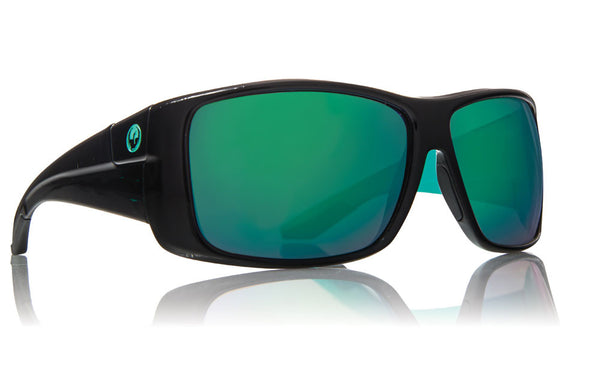 Dragon - Kit Jet Teal / Green Ion Performance Polar Sunglasses