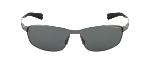 Nike - Tour P EV0754 Gunmetal Black Sunglasses / Grey Max Polarized Lenses
