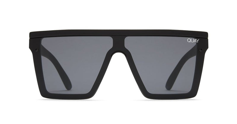 92eabf79a7 Quay Hindsight Black Sunglasses   Smoke Lenses – New York Glass
