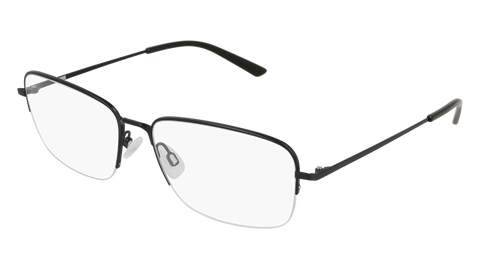 Puma - PU0182O Black Eyeglasses / Demo Lenses