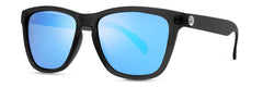 Sunski - Headlands Grey Sunglasses / Sky Polarized Lenses