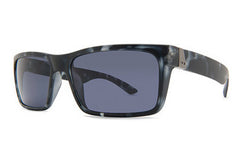 Dot Dash - Lads Midnight Tort Satin MTN Sunglasses