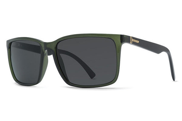 VonZipper - Lesmore Bottle Black Crystal BYG Sunglasses, Grey Lenses