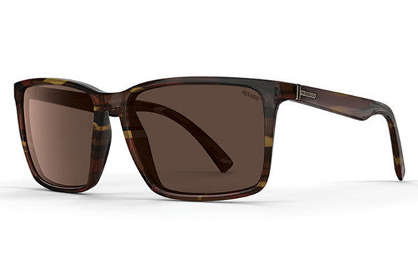 VonZipper - Lesmore Tobacco Tort POB Sunglasses, Wildlife Bronze Polarized Lenses