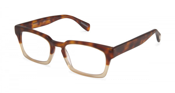 Scojo New York - Lewis Street Tortoise Pale Gold Reader Eyeglasses / +2.25 Lenses