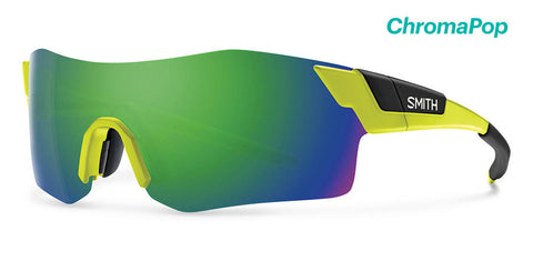 Smith - Pivlock Arena Matte Acid Sunglasses / ChromaPop Sun Green Mirror Lenses