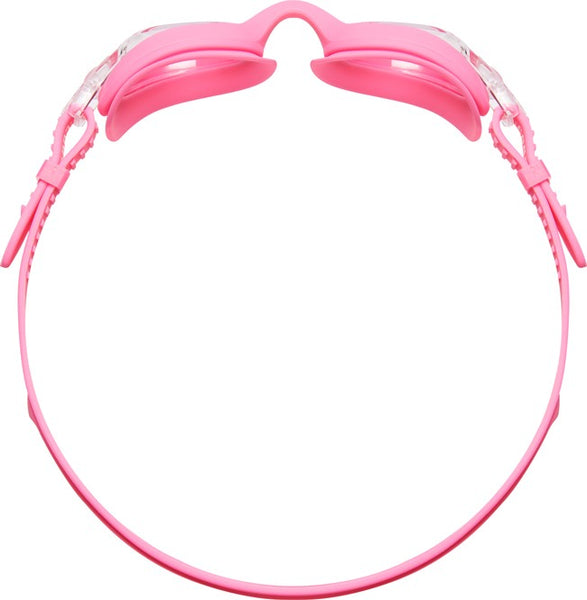 TYR - Swimples Translucent Pink Swim Goggles / Clear Lenses