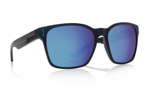 Dragon - Liege Matte Black H2O / Blue Ion P2 Sunglasses